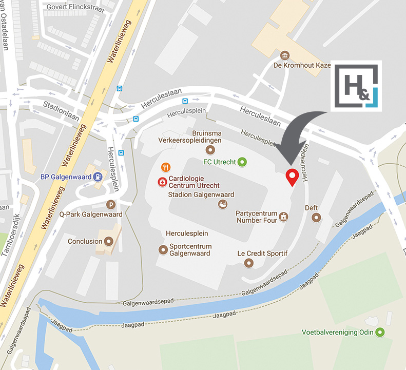 locatie Huid & Laser Utrecht